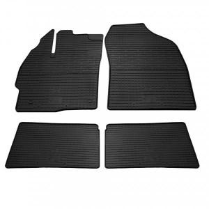 Комплект резиновых ковриков в салон автомобиля Toyota Prius (1022154)