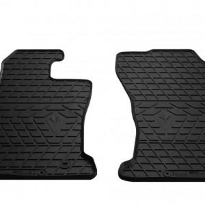 Передние автомобильные резиновые коврики Toyota Hilux VIII 2015- (1022172)