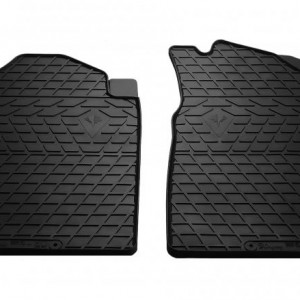 Передние автомобильные резиновые коврики Toyota Venza 2008- (1022192)