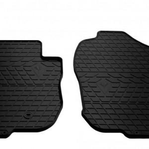 Передние автомобильные резиновые коврики Toyota RAV 4 2006- (1022222)