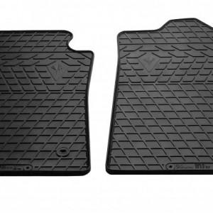 Передние автомобильные резиновые коврики Toyota Camry V40 2006- (1022242)