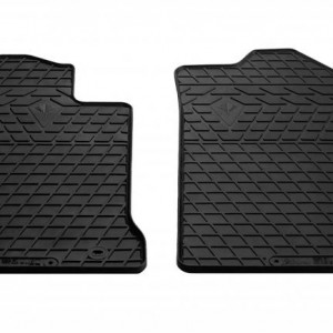 Передние автомобильные резиновые коврики Toyota Camry V50 2011- (1022252)