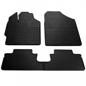 Комплект резиновых ковриков в салон автомобиля Toyota Yaris 2006- (1022264)