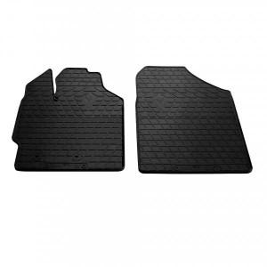 Передние автомобильные резиновые коврики Toyota Yaris 2006- (1022262)
