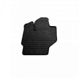 Водительский резиновый коврик Toyota Yaris 2013- (1022274 ПЛ)