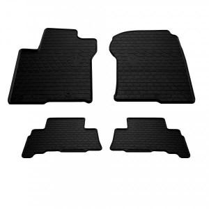 Комплект резиновых ковриков в салон автомобиля Lexus GX II 2010- (1022294)