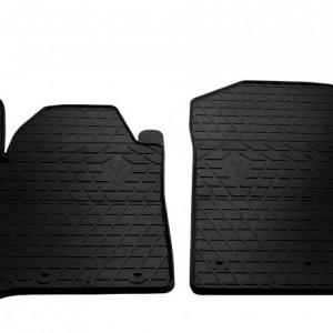 Передние автомобильные резиновые коврики Toyota Land Cruiser 200 2007- (1022342)