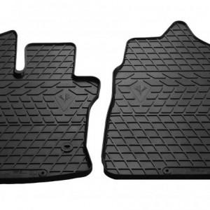 Передние автомобильные резиновые коврики Toyota Yaris 1999- (1022352)