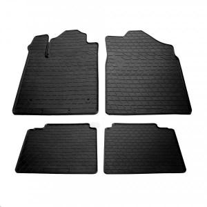 Комплект резиновых ковриков в салон автомобиля Toyota Avalon III (XX30) 2005- (1022414)