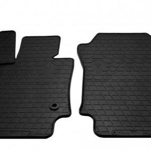 Передние автомобильные резиновые коврики Toyota Rav 4 2018- АКПП (1022422)