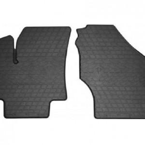 Передние автомобильные резиновые коврики Hyundai Accent 2006-2010 (1009212)