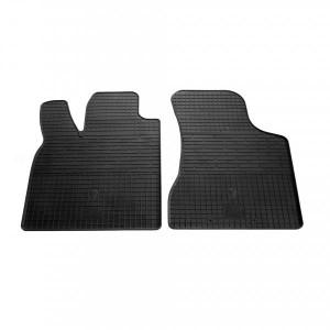 Передние автомобильные резиновые коврики VW Polo 1994- (1024082)