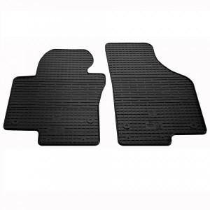 Передние автомобильные резиновые коврики Volkswagen Tiguan I 2007- (1024442)