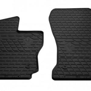 Передние автомобильные резиновые коврики Volkswagen Passat B8 2014- (1024172)