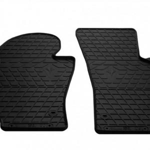 Передние автомобильные резиновые коврики Volkswagen Passat B6 2005- (1024222)