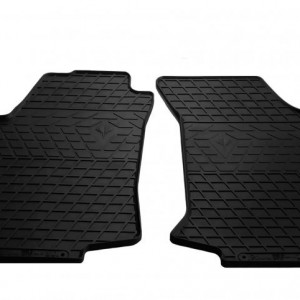 Передние автомобильные резиновые коврики Volkswagen Golf III 1991- (1024232)