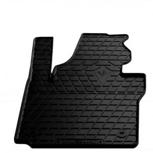 Водительский резиновый коврик Volkswagen Caddy 2003- (1024284 ПЛ)