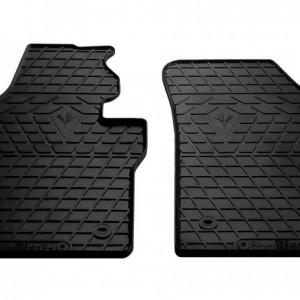 Передние автомобильные резиновые коврики Volkswagen Caddy 2015- (1024282)