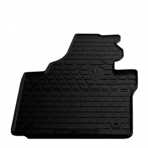 Водительский резиновый коврик Volkswagen Touran II 2010- (1024294 ПЛ)