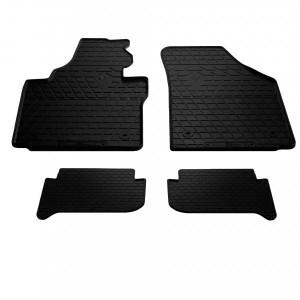 Комплект резиновых ковриков в салон автомобиля Volkswagen Touran II 2010- (1024294)