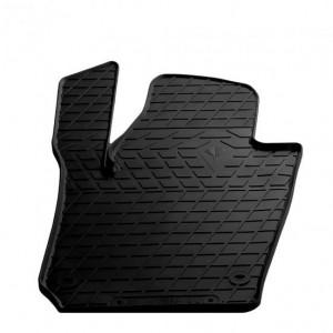 Водительский резиновый коврик Seat Ibiza 2008- (1024314 ПЛ)