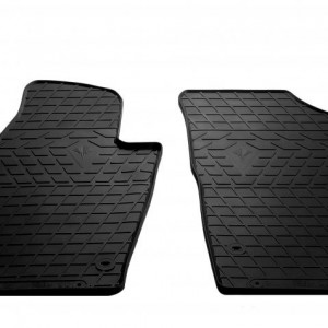 Передние автомобильные резиновые коврики Volkswagen Polo Hatchback 2009- (1024312)
