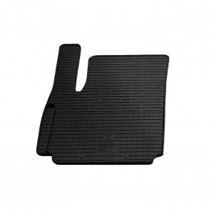 Водительский резиновый коврик Volkswagen Amarok 2009- (1024124 ПЛ)