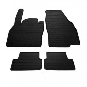 Комплект резиновых ковриков в салон автомобиля Seat Ibiza 5 2017- (1024334)