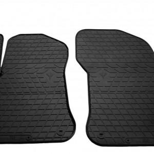 Передние автомобильные резиновые коврики VW Touareg 2018- (1024362)