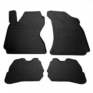 Комплект резиновых ковриков в салон автомобиля VW Passat B5 1997-2005 (1024374)