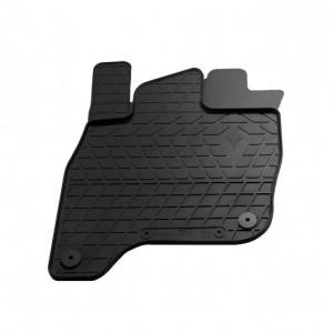 Водительский резиновый коврик Volkswagen e-Golf 2014- (1024384 ПЛ)