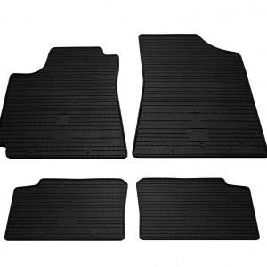 Комплект резиновых ковриков в салон автомобиля Geely Emgrand EC7 (1025014)