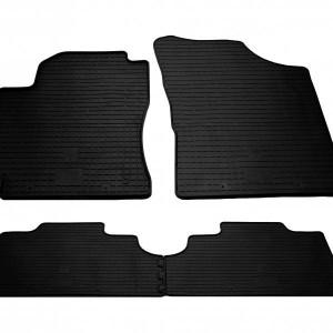 Комплект резиновых ковриков в салон автомобиля Geely CK (CK2) (1025024)