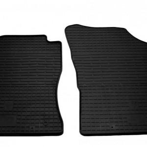 Передние автомобильные резиновые коврики Geely CK (CK2) 2006- (1025022)