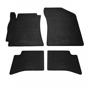 Комплект резиновых ковриков в салон автомобиля Geely MK Cross (1025034)