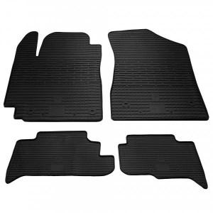Комплект резиновых ковриков в салон автомобиля Geely GC5 2014- (1025044)