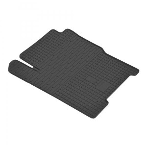 Водительский резиновый коврик Chery A13 2008- (1027014 ПЛ)