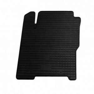 Водительский резиновый коврик ZAZ Forza 2011- (1026014 ПЛ)