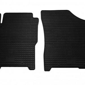 Передние автомобильные резиновые коврики Chery A13 2008- (1026012)