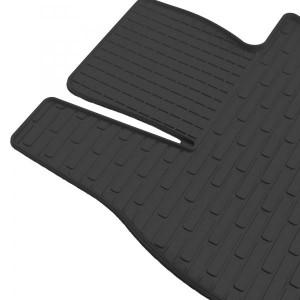 Водительский резиновый коврик BMW X5 Е70 2007-2013 (1027014 ПЛ)