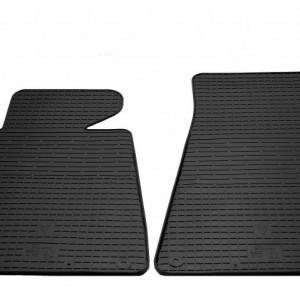 Передние автомобильные резиновые коврики BMW 5 E34 1987-1996 (1027042)