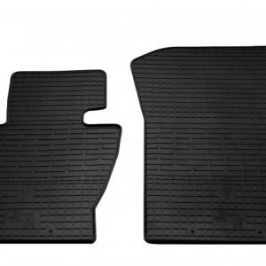 Передние автомобильные резиновые коврики BMW X3 (E83) 2003-2010 (1027062)