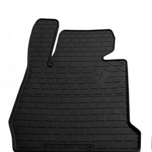 Водительский резиновый коврик BMW 4 (F32/F33/F36) 2013- (design 2016) (1027244 ПЛ)