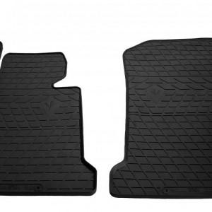 Передние автомобильные резиновые коврики BMW 4 (F32/F33/F36) 2013- (design 2016) (1027242)