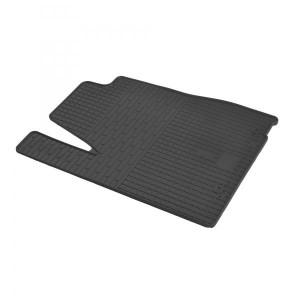 Водительский резиновый коврик Lexus RX 2006-2012 (1028014 ПЛ)