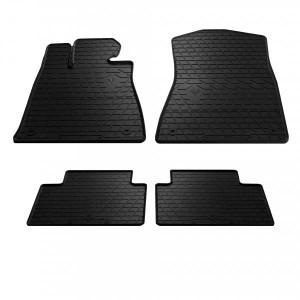 Комплект резиновых ковриков в салон автомобиля Lexus GS (2WD) 2005- (1028044)