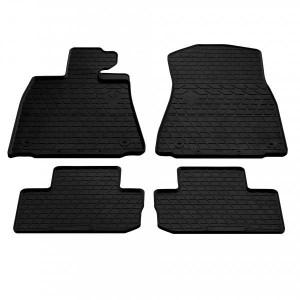 Комплект резиновых ковриков в салон автомобиля Lexus IS 2013- (1028074)