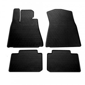 Комплект резиновых ковриков в салон автомобиля Lexus GS 2011- (1028114)