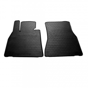 Передние автомобильные резиновые коврики Lexus LS 2007- (1028122)