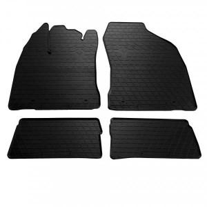 Комплект резиновых ковриков в салон автомобиля Lexus CT200h 2010- (1028134)